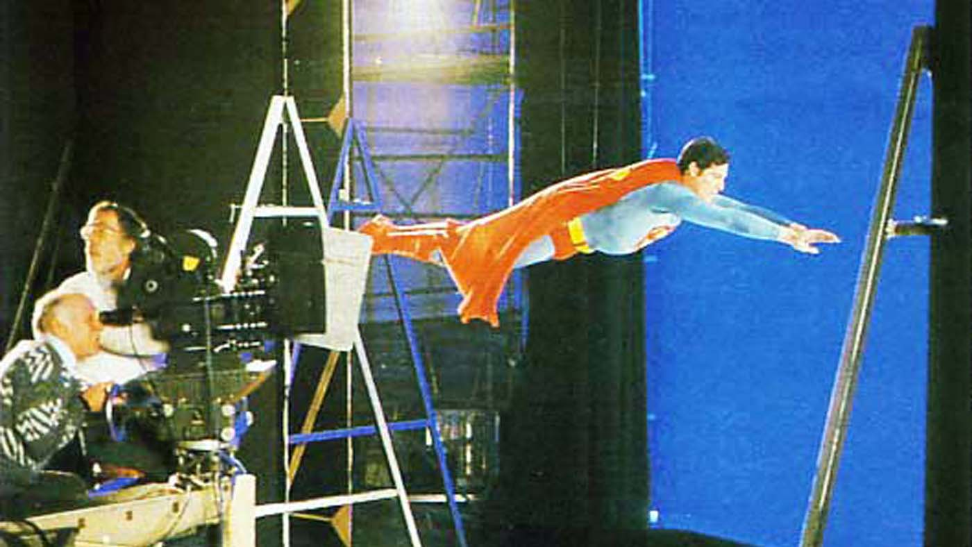 Christopher Reeve's Superman