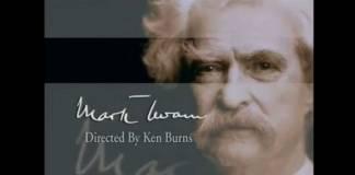 "Ken Burns - Mark Twain,"" 2001"