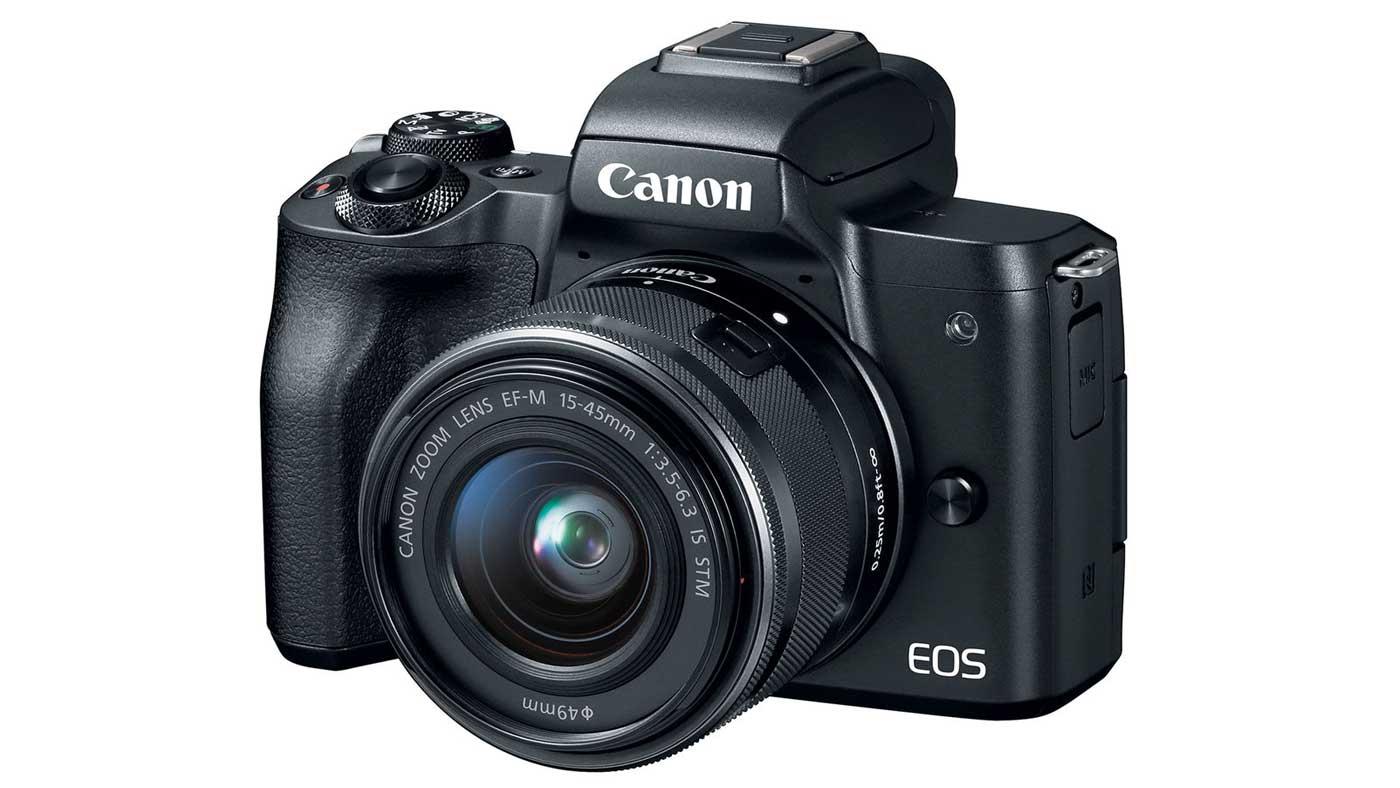 Best Budget Mirrorless Camera - Canon M50