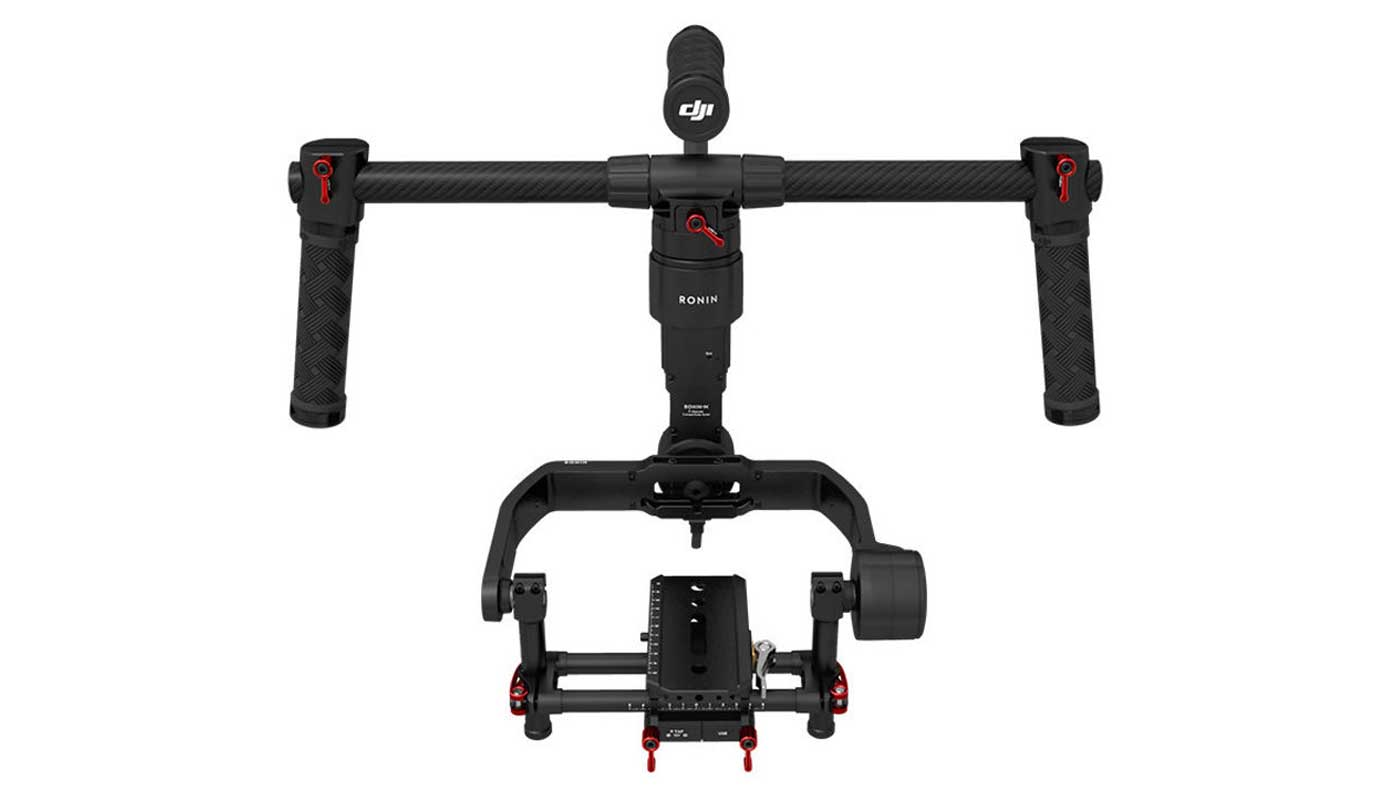 DJI Ronin-M, Camera Stabilizer
