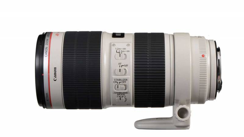 Canon EF 70-200 f/2.8L IS II USM
