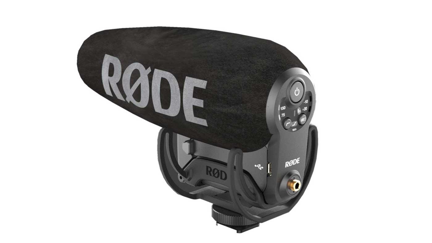 Røde VideoMic Pro+