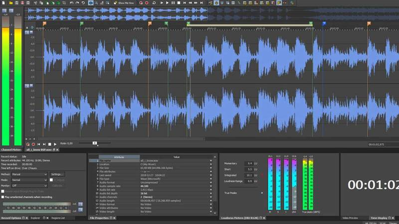 The best audio editing software for video editors — 2019