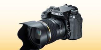 Pentax's 50mm f/1.4 SDM AW lens