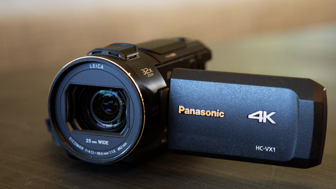 Review: Panasonic HC-VX1 Delivers 4K Video on a Budget