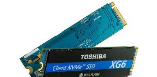 Toshiba's XG6
