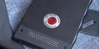 RED's Hydrogen One