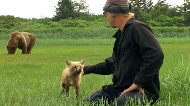 """""""Grizzly Man"""" (2005)"""