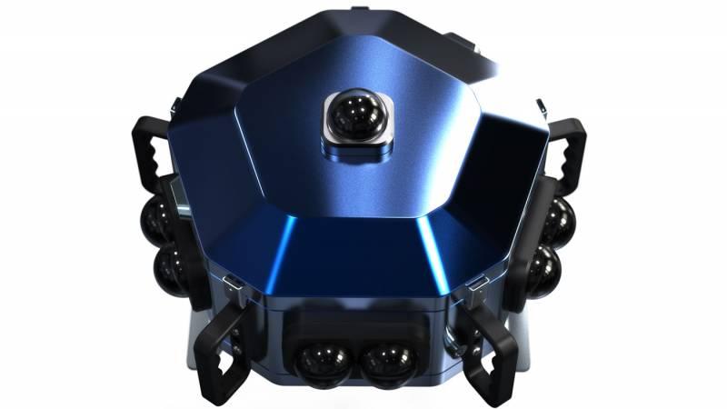 VRTULE 2 camera