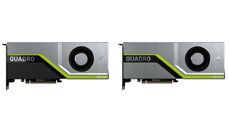 Newest NVIDIA Quadro RXT GPU Lets You Playback 8K Video in