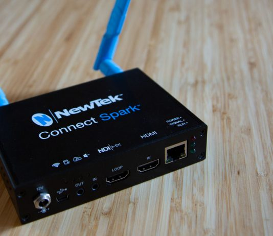 If you use an NDI system, you will kick yourself for not thinking about going wireless when you're running long cables and trying to hide them.
