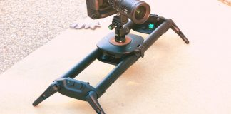 This is a serious piece of gear and will enhance any filmmakers ability to capture stunning slider moves.