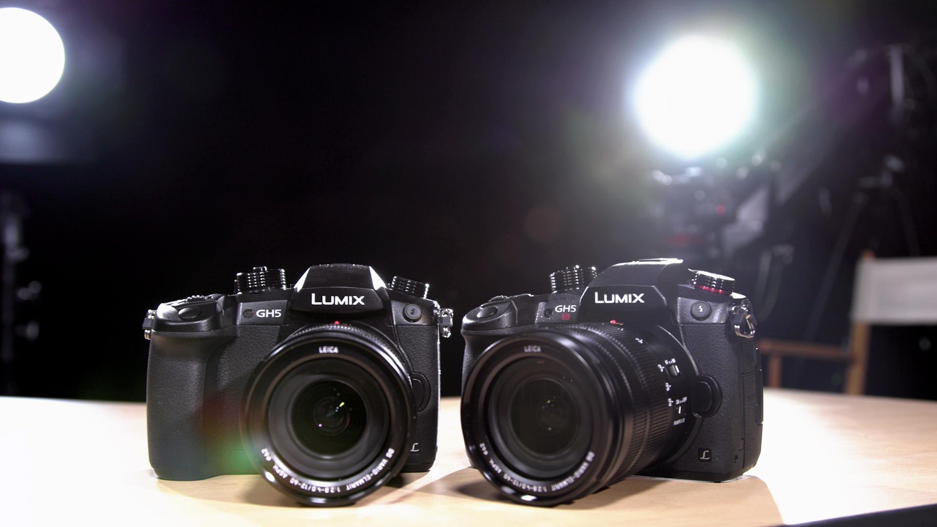 Panasonic GH5 vs GH5s - Videomaker