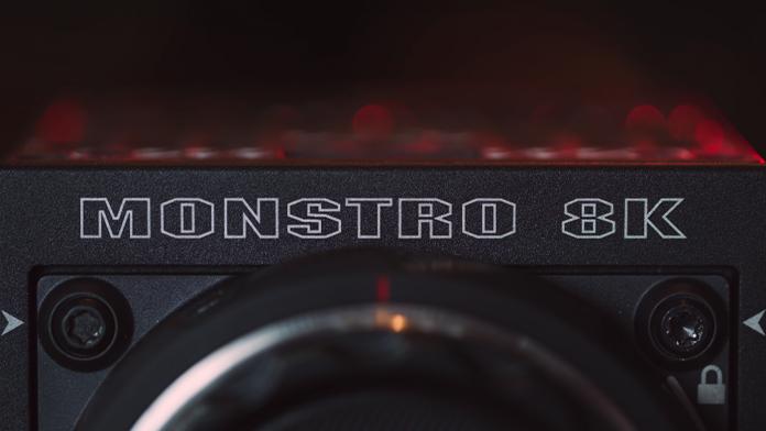 RED MONSTRO sensor
