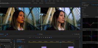 Image of a clip in Premiere Pro