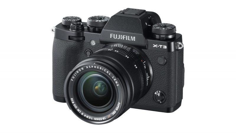 FUJIFILM X-T3 Promises Faster Autofocus and 4K 60 fps Video