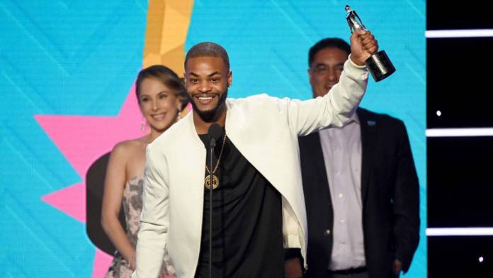 Picture from the 7th Streamy Awards