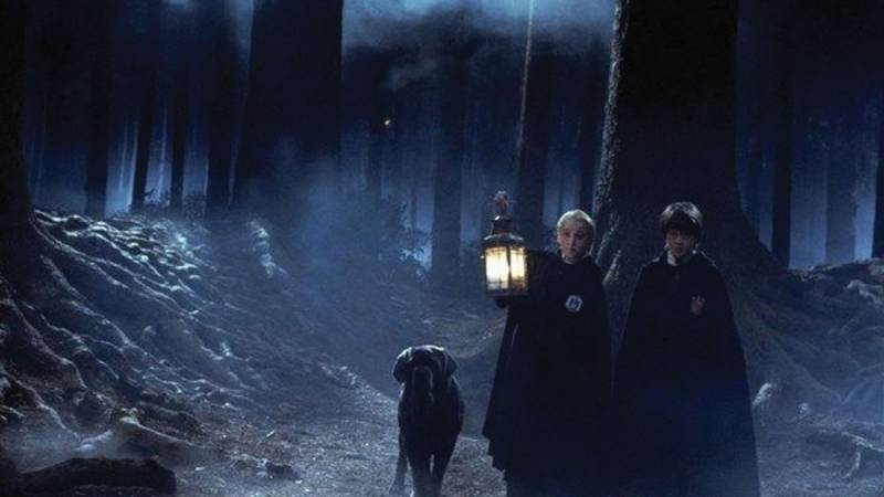 "Scene from ""Harry Potter and the Sorcerer's Stone"" (2001)"