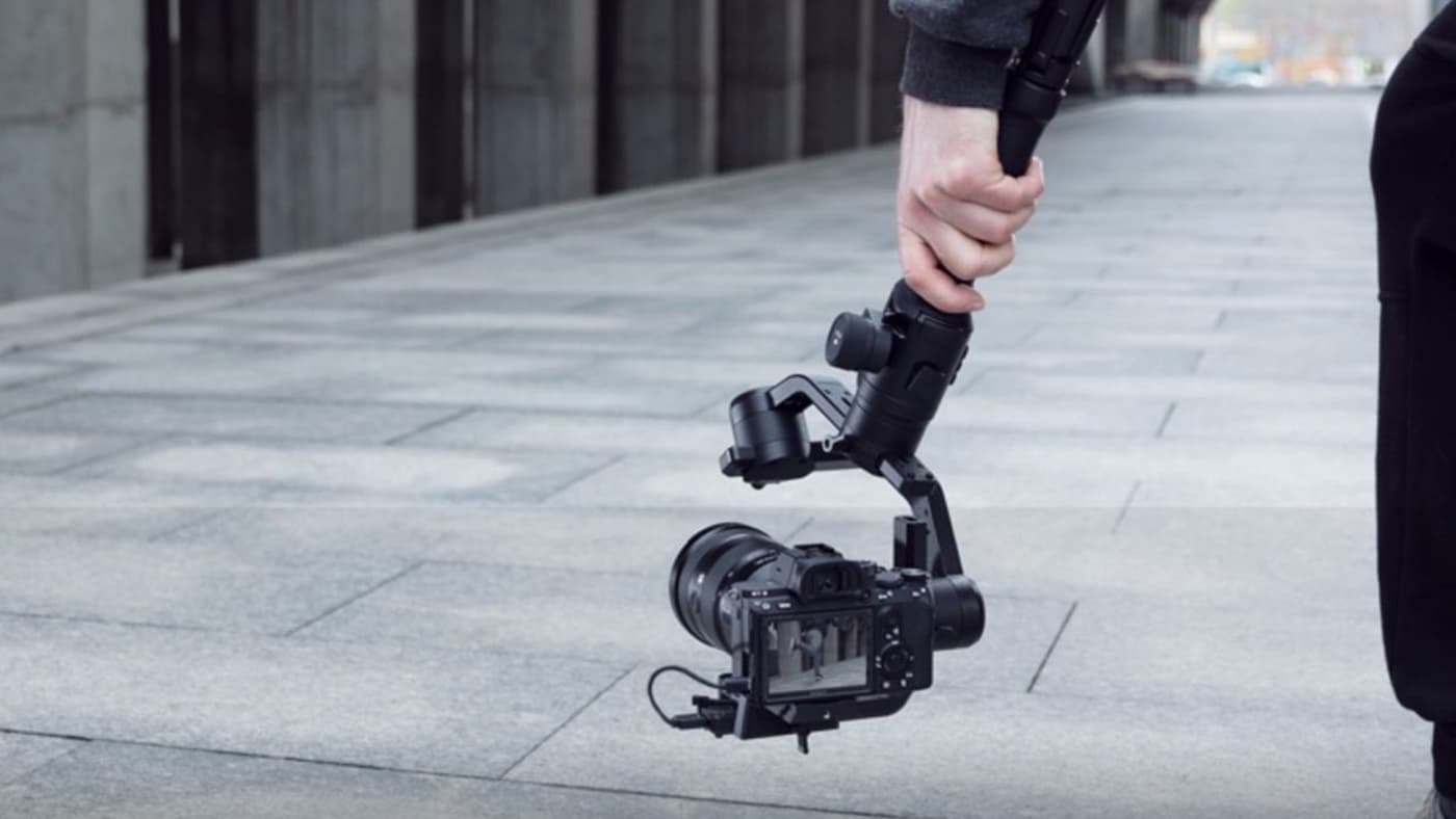 DJI beefs up Ronin-S gimbal with 9 new accessories - Videomaker