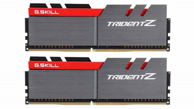 G.Skill TridentZ Series 32GB (2x16GB) 288-PIN DDR4 3000