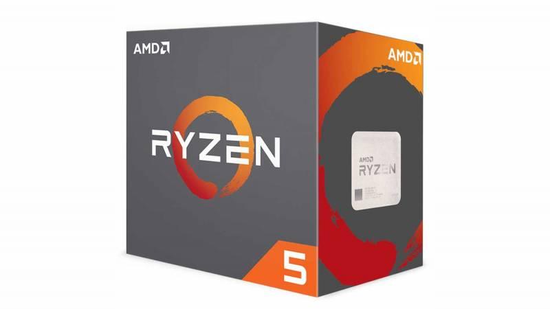 AMD RYZEN 5 1600 6-Core 3.2 GHz (3.6 GHz Turbo)