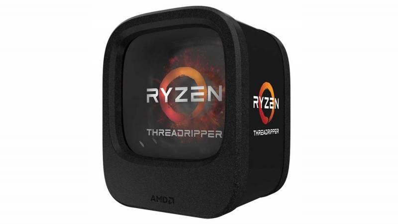 AMD RYZEN Threadripper 1950X 3.4 GHz 16-Core / 32 Threads