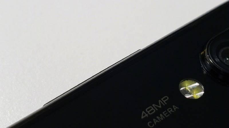 Xiaomi 48-megapixel phone