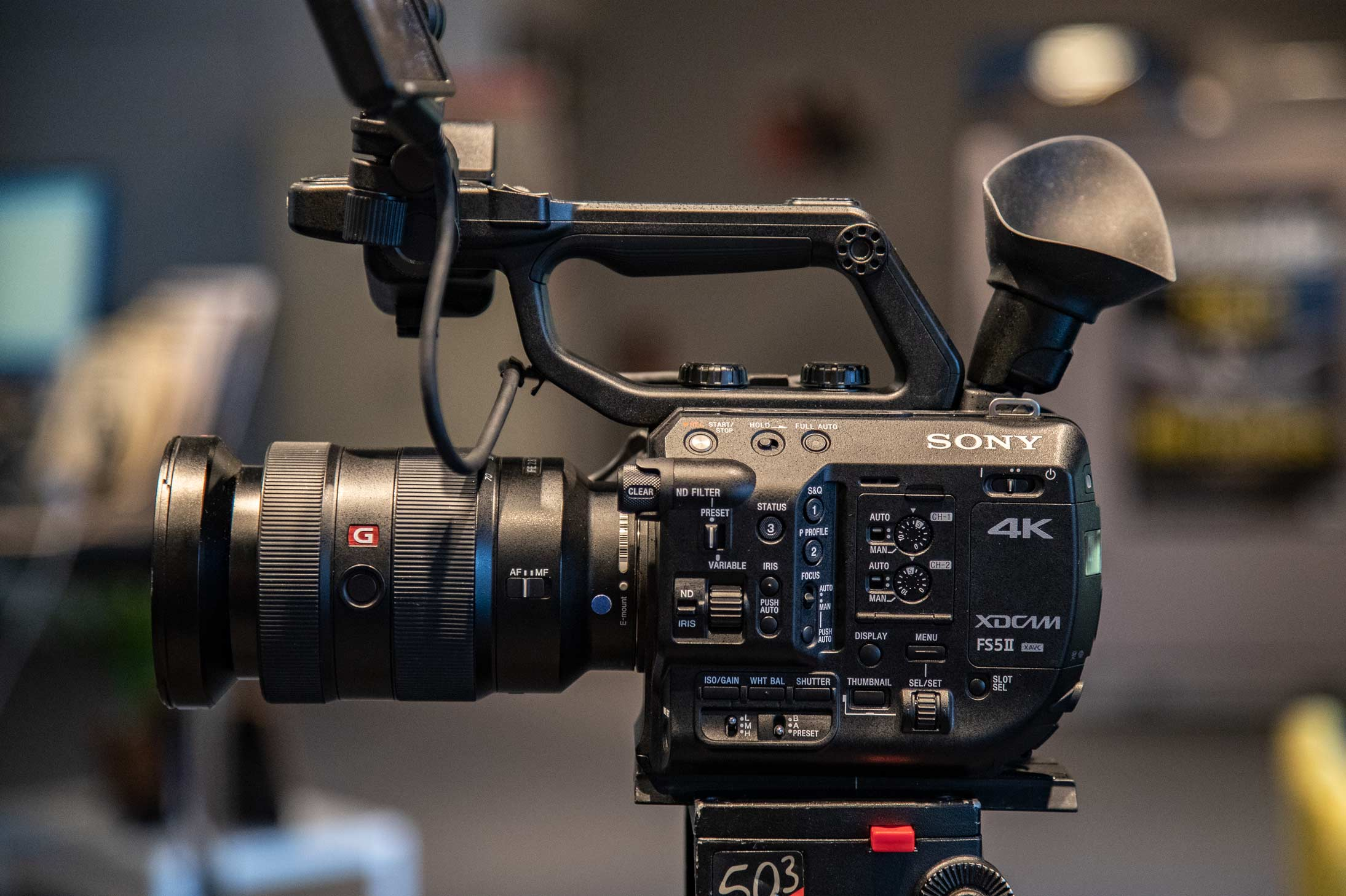 Sony PXW-FS5 II review: Still awesome! - Videomaker