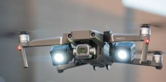 Lume Cube is the first lighting kit for the Mavic 2