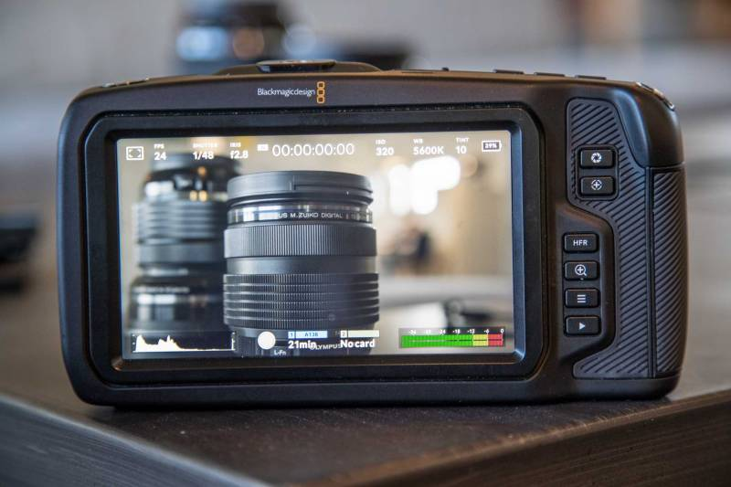 Blackmagic Design Pocket Cinema Camera 4K review: value, flaws and
