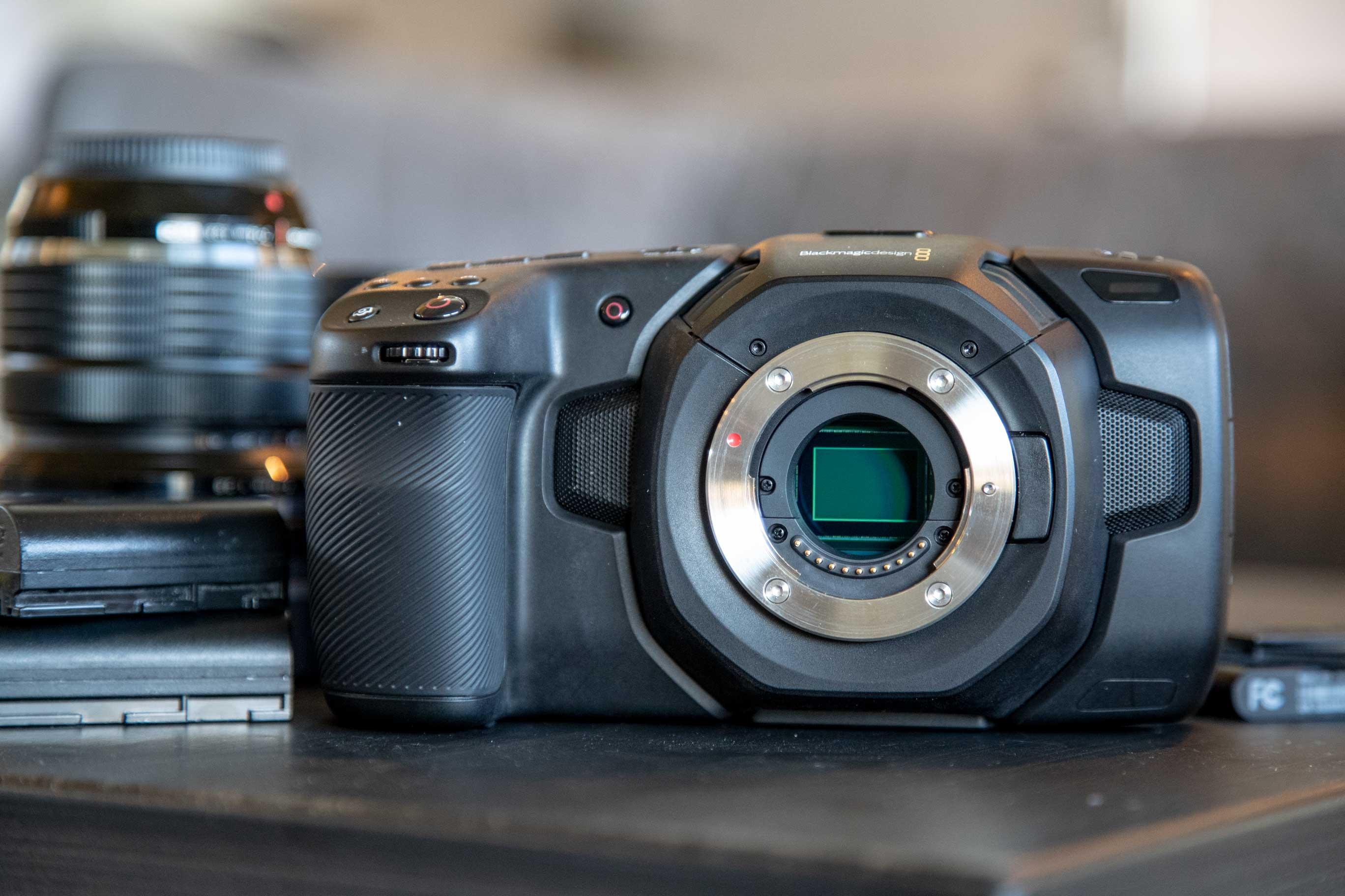Blackmagic Design Pocket Cinema Camera 4k Review Value Flaws And 4k Raw Videomaker