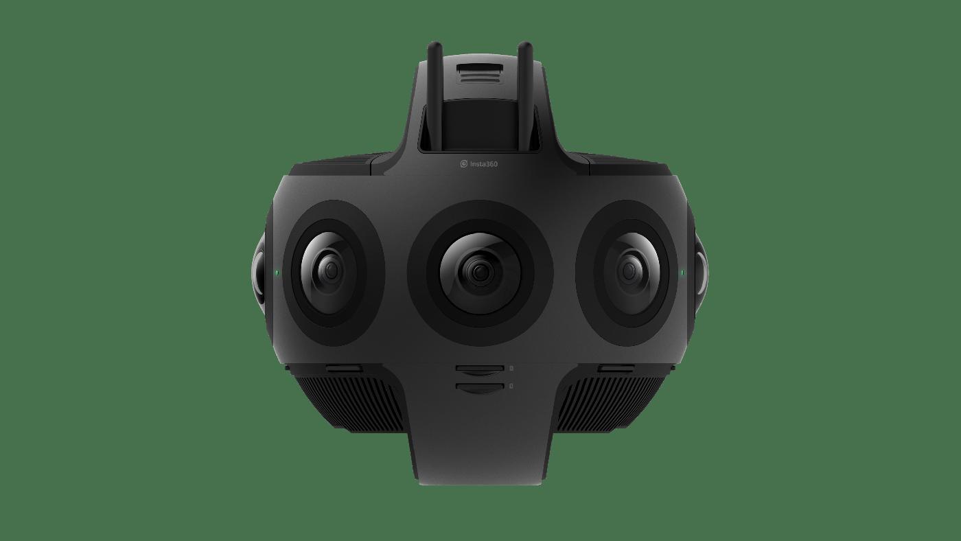 Insta360 shows off Titan 11K 360-degree video camera at CES
