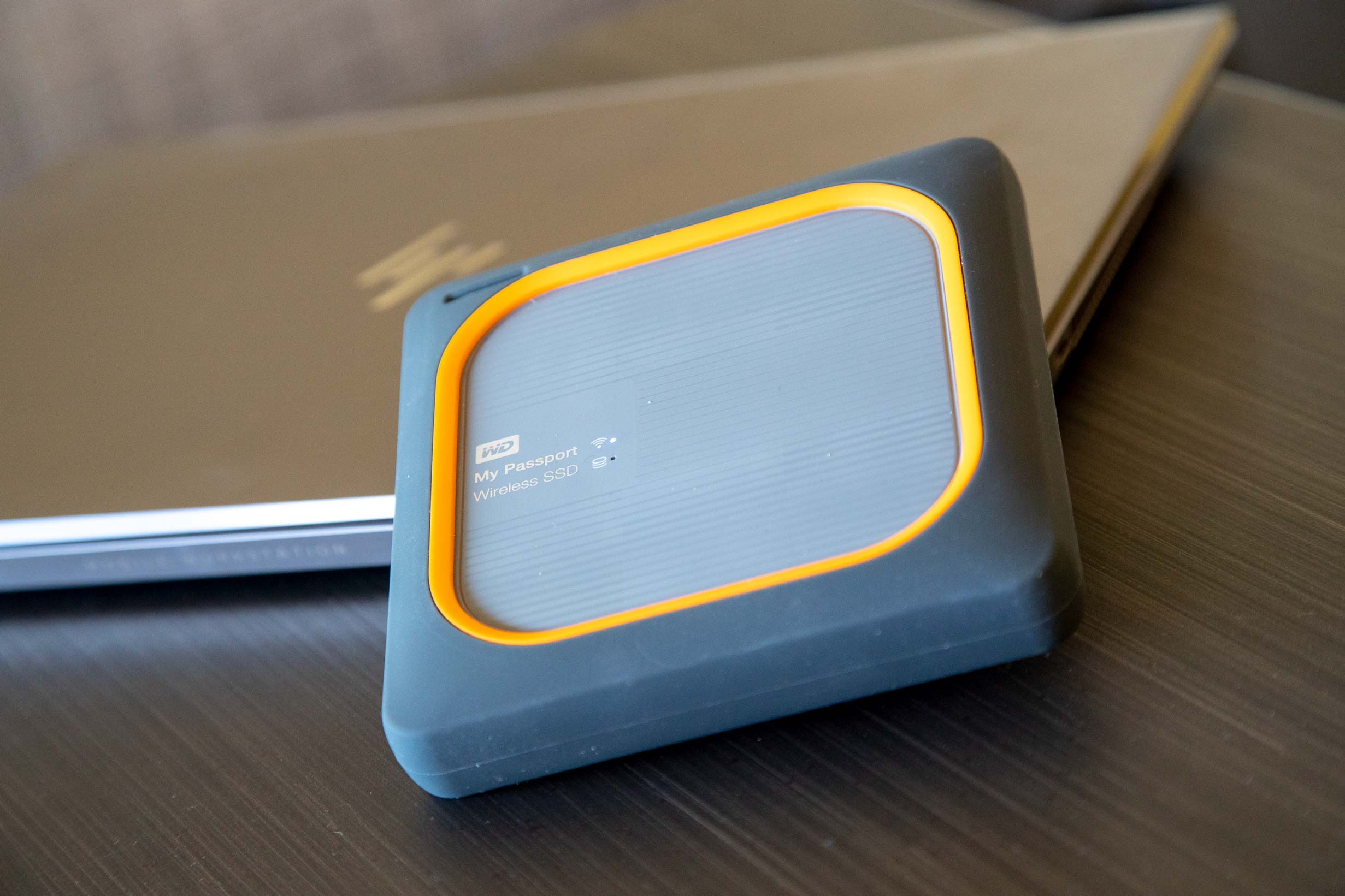 WD My Passport Wireless SSD review: Computerless media offload