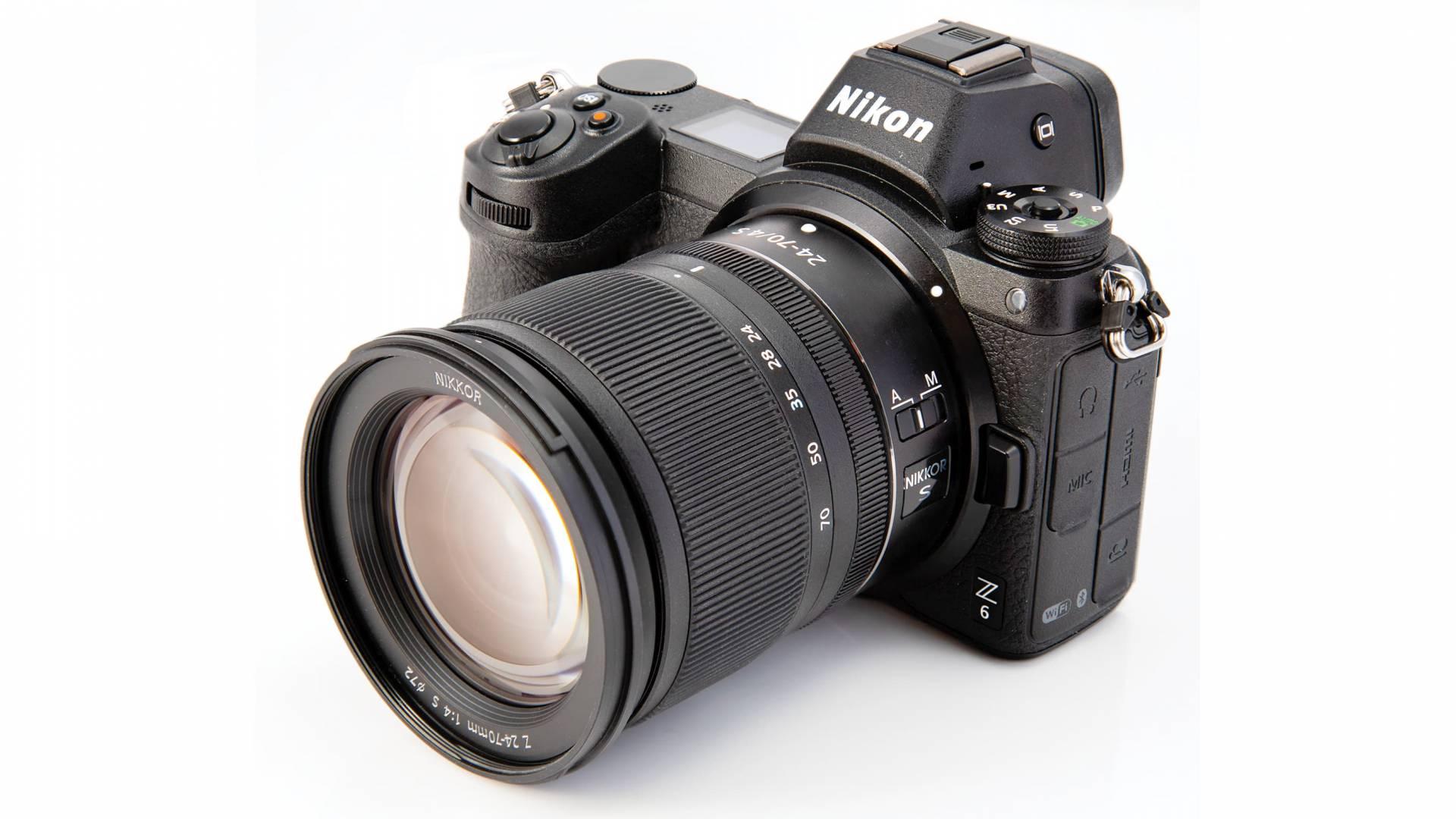 Best all-around mirrorless camera Nikon z 6