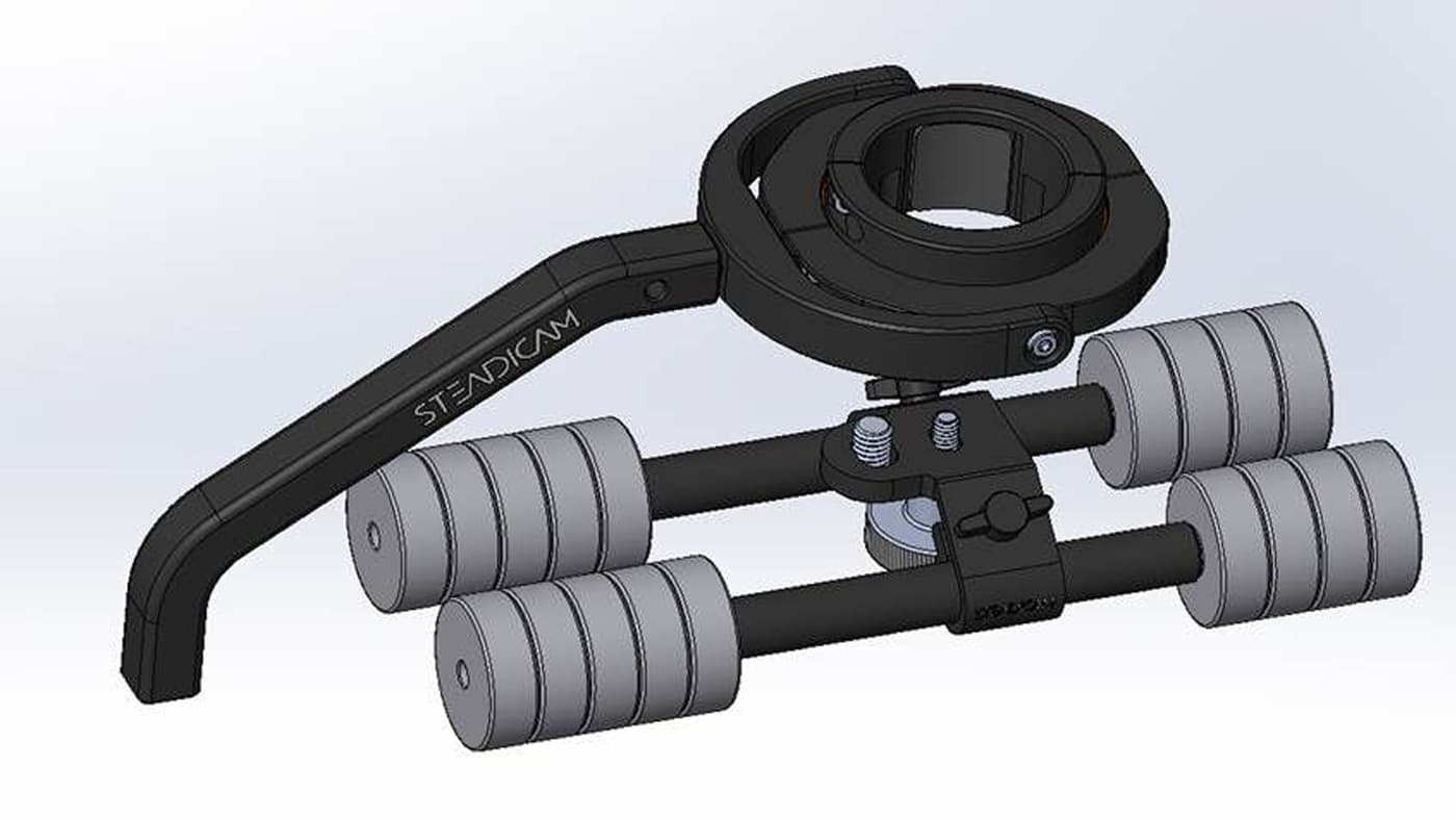 Rendering of the Steadimate-S