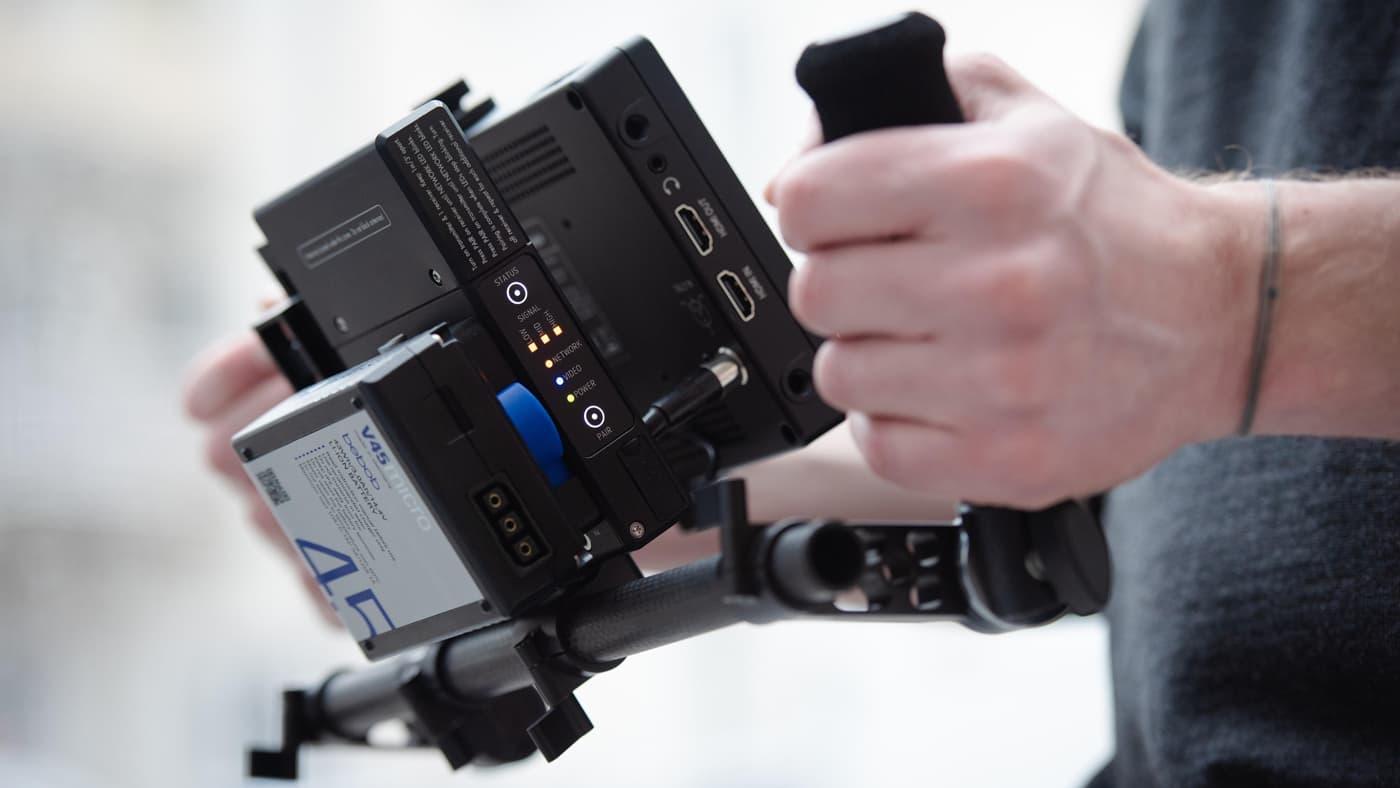 ARRI WVR-1s is a lighter version of WVR-1 receiver - Videomaker