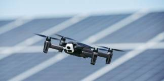 Parrot's ANAFI Thermal drone