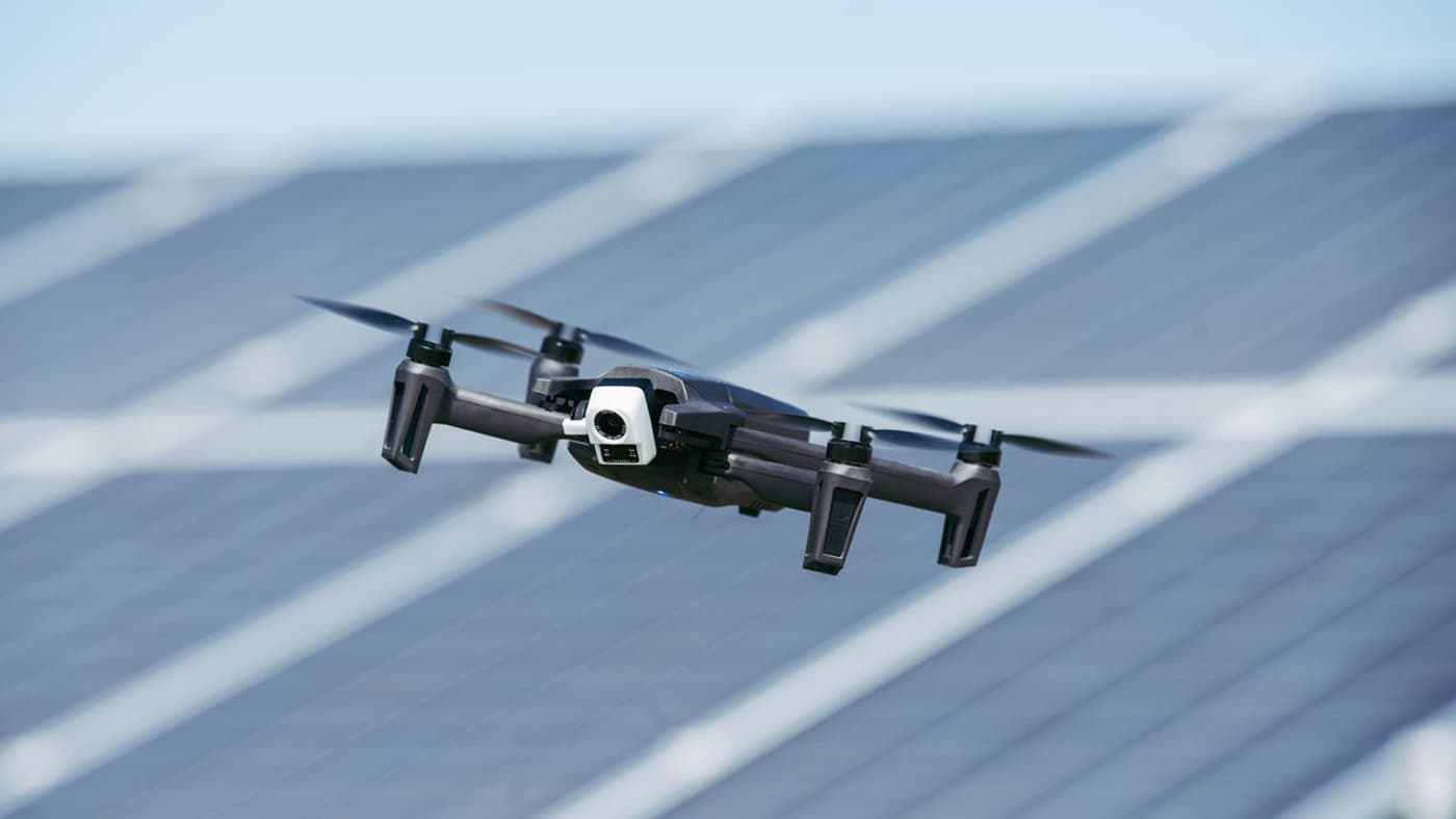 Parrot's new thermal drone shoots 4K HDR video - Videomaker