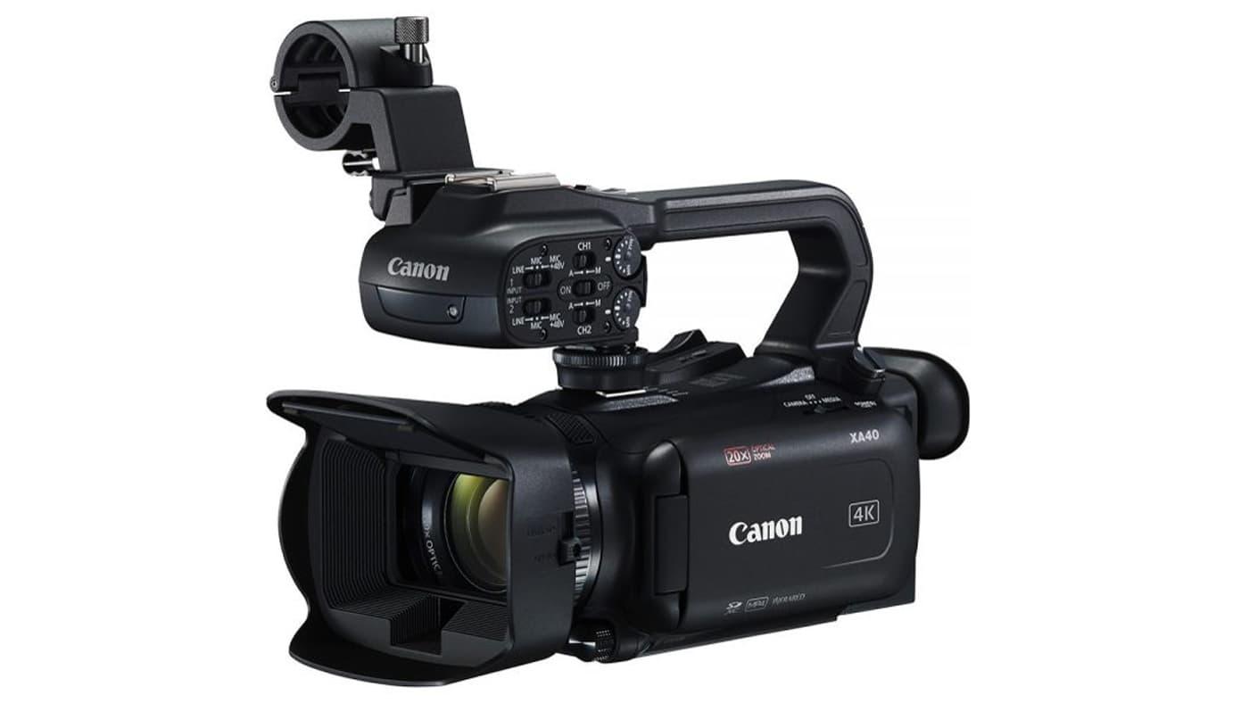 XA40 professional UHD 4K camcorder