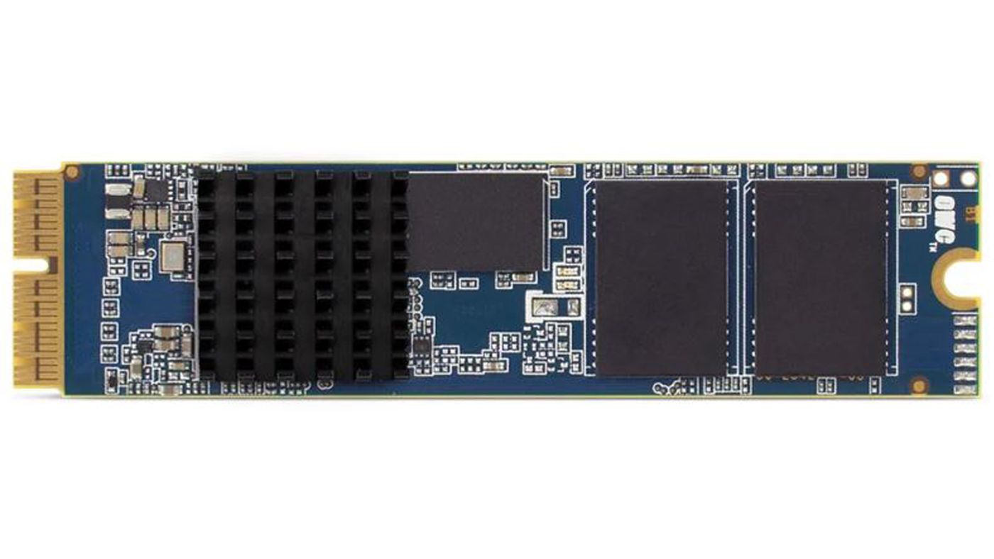 Aura Pro X2 SSDs go up to 2TB capacity