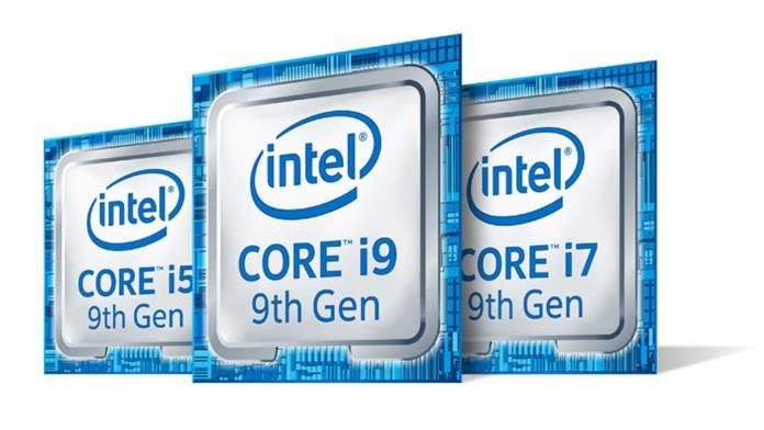 Intel 9th Gen H-series processors