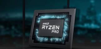 Ryzen PRO mobile processors