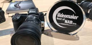 Nikon 24-70MM F/2.8 S is Videomaker's Best Lens at NAB 2019