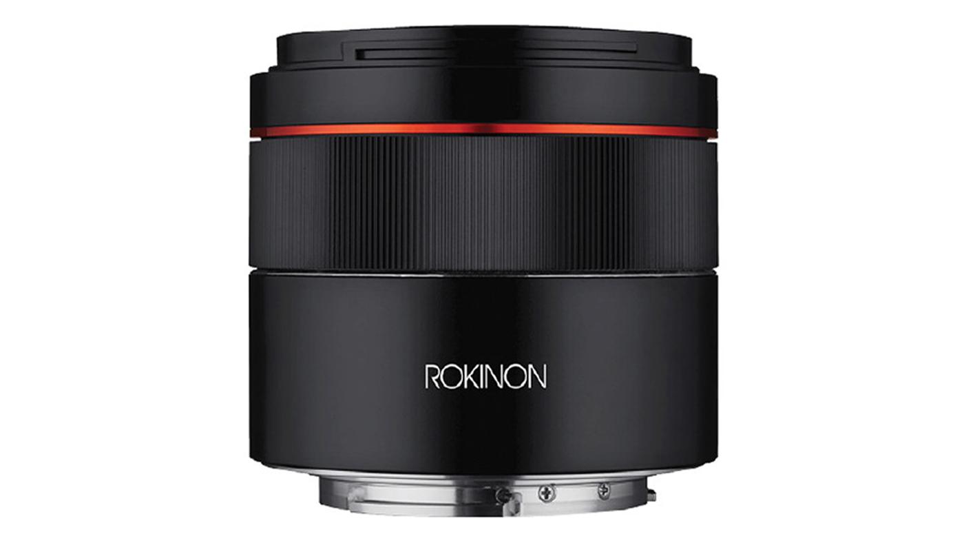 AF 45mm f/1.8 FE lens for Sony FE