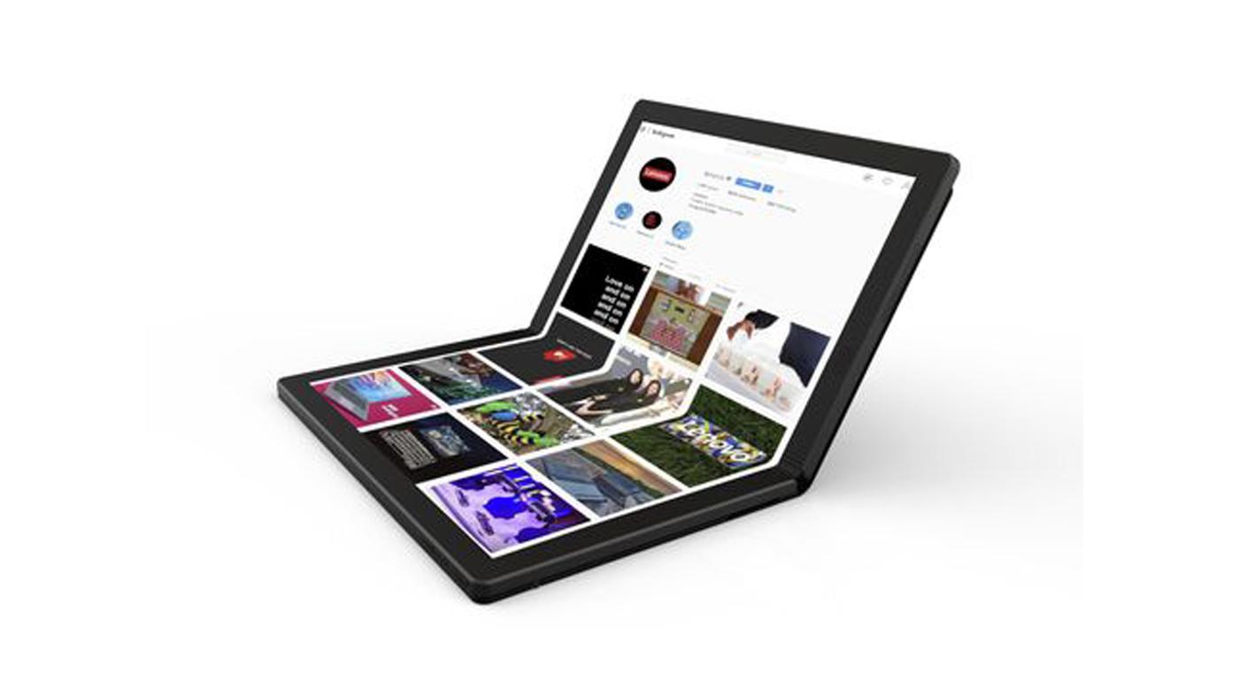 Lenovo's foldable ThinkPad X1 PC