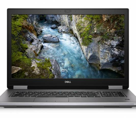 Dell injects more power into the Precision 5540, 7540, and 774