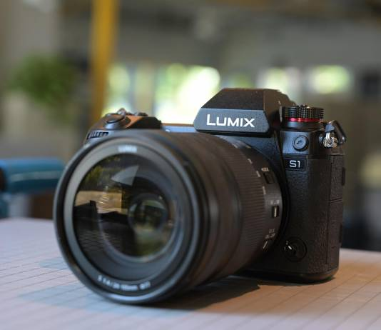 Pansonic Lumix S1 review