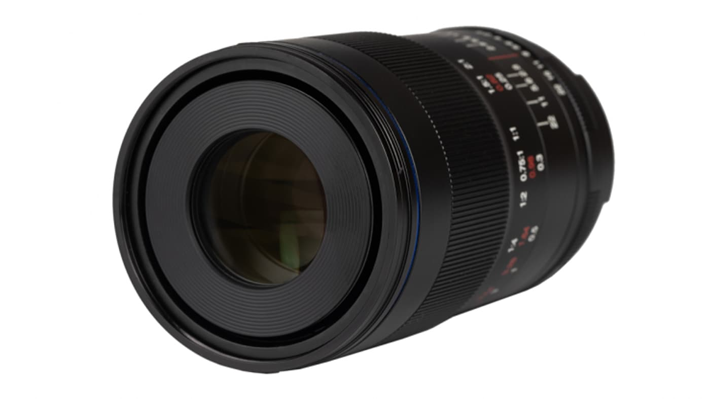 Laowa 100mm f/2.8 2X Ultra-Macro APO lens
