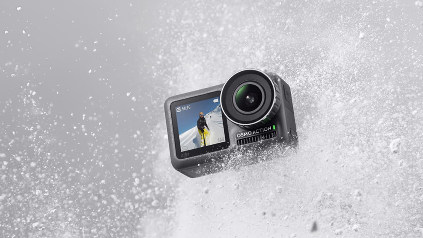 DJI Osmo Action vs GoPro HERO7: who wins? - Videomaker