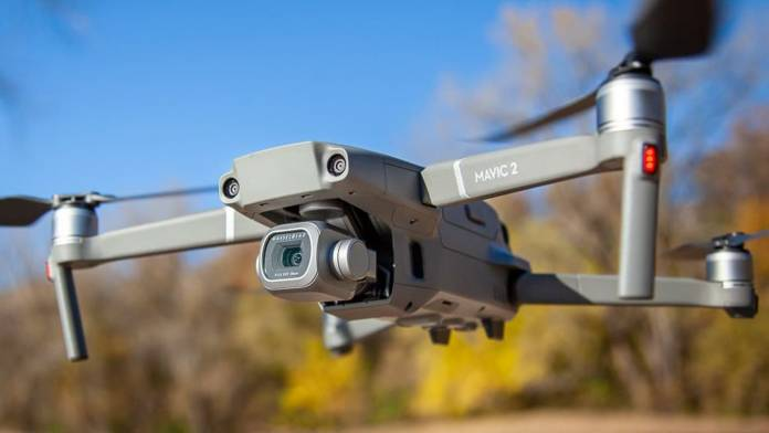 Almost all DJI drones will have DJI AirSense by 2020